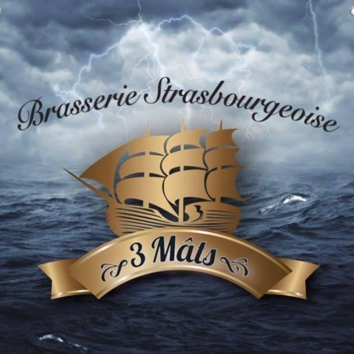 Logo Brasserie 3 Mâts