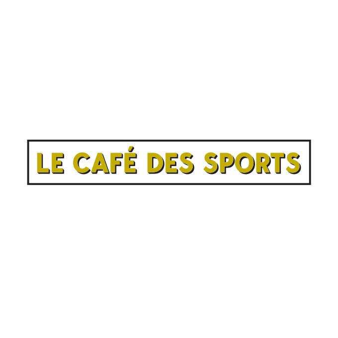 Logo Café Des Sports