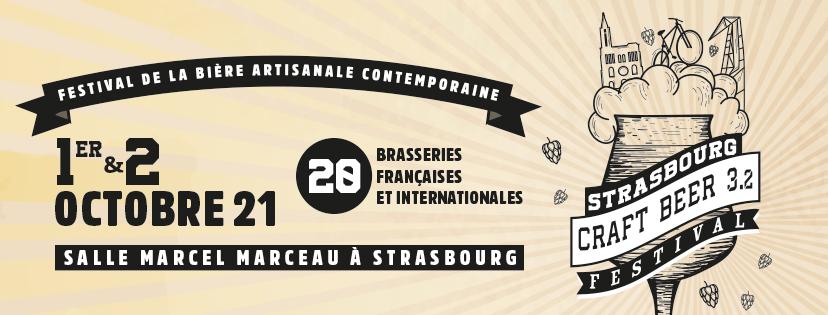 Strasbourg Craft Beer Festival édition 3.2
